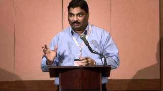 Atul Jain, TEOCO, Speaks at the Nov 2011 Future of Entrepreneurship Education Summit