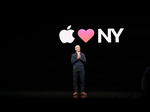 October Event 2018 — Apple