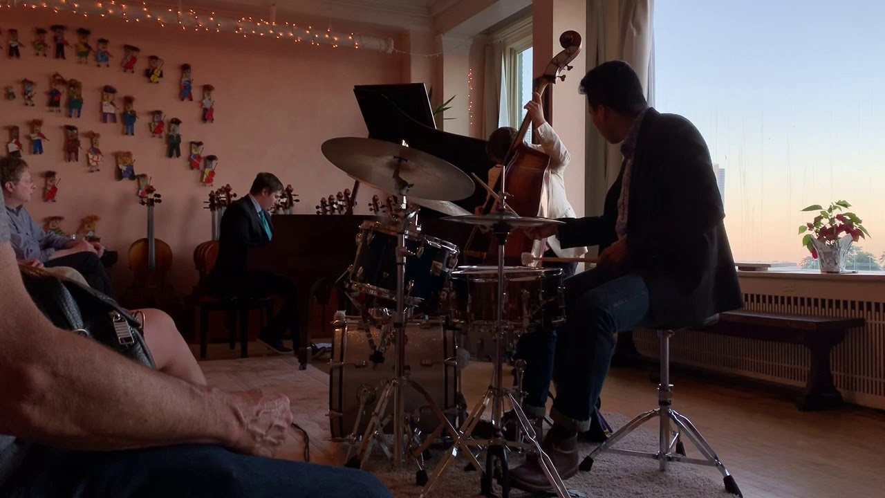 Alejandro Salazar Trio - Poinciana
