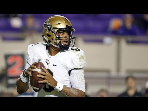 In The Zone - UCF QB Darriel Mack Jr. Breaks Ankle in Non-Football Related Injury