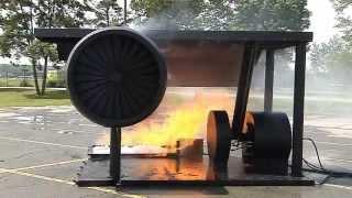 BullEx Aircraft Wing Prop