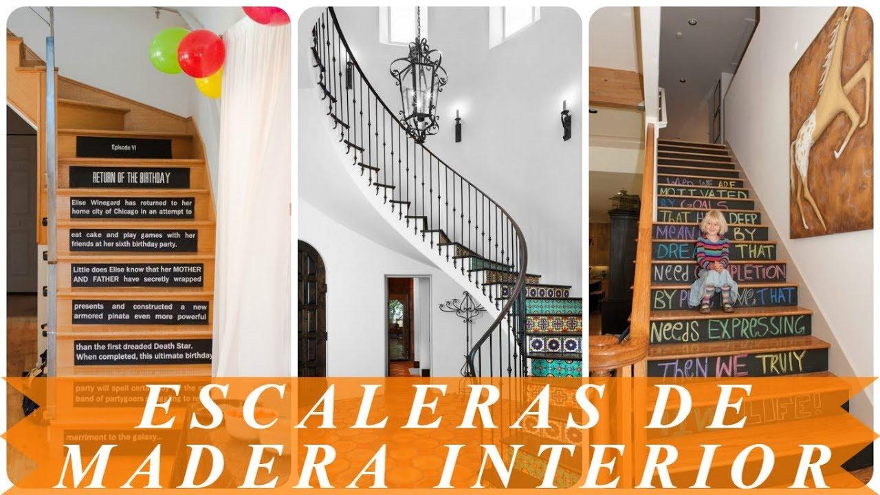 Decoracion de paredes de escaleras modernas youtube - Decoracion escaleras interiores paredes ...