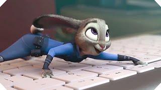 ZOOTOPIE : Judy utilise un GIGANTESQUE ordinateur ...