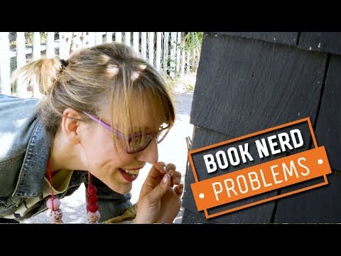 Book Nerd Problems | The Lending Library