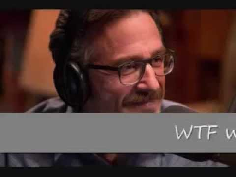 WTF with Marc Maron Podcast Episode 520 Claire Danes