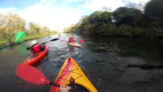 Lee Valley Circular paddle, Sunday 15th November 2015