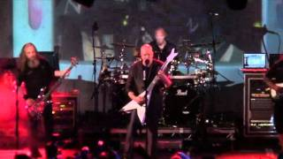 Devin Townsend Project - OM, ZTO, By Your Command, Live At Damnation, Leeds, 5th November 2011.mpg