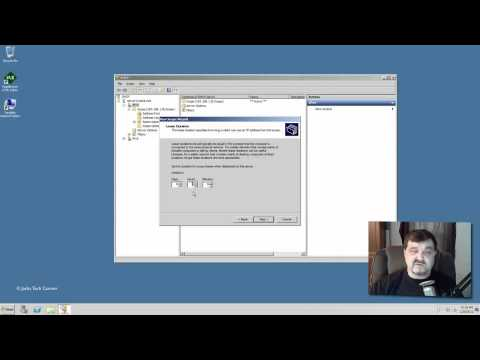 Windows Server 2008 DHCP Adding IP Scope