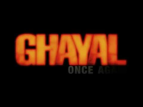 GHAYAL ONCE AGAIN LOGO      YouTube 1080p
