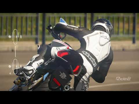 Ride 2 Gameplay French Riviera Brutale 800