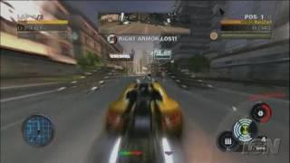 Full Auto Xbox 360 Gameplay - Car Death