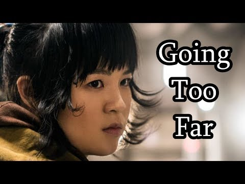 Response To Kelly Marie Tran Harassment