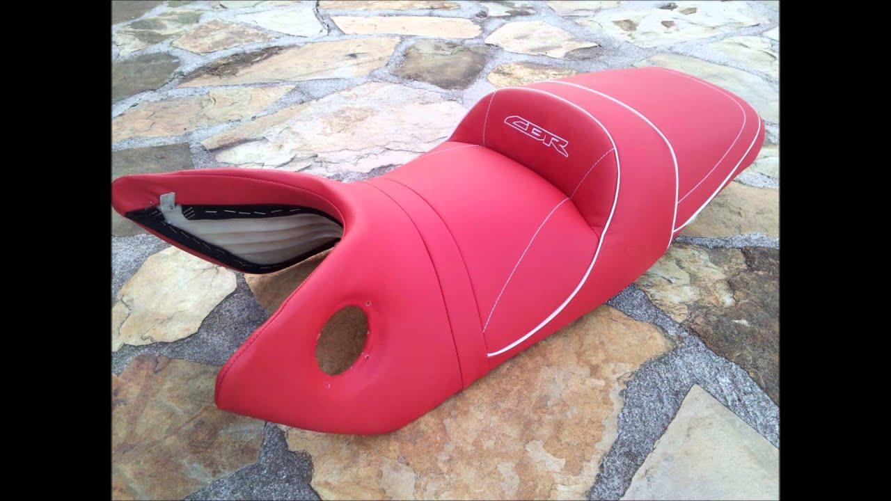 Tapizar asiento cbr1000f tapicer a motos en for Tapiceria de asientos de moto
