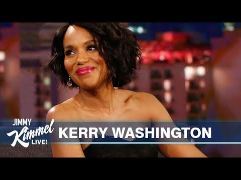 Uptown Angela - Kerry Washington Talks Good Times Live