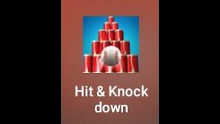 Main Game HIT & KNOCK DOWN screenshot 5