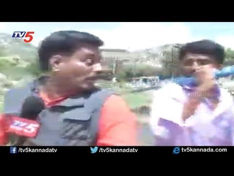 TV5 Kannada News Anchors Bloopers 2018