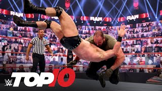 Top 10 Raw moments: WWE Top 10, April 26, 2021