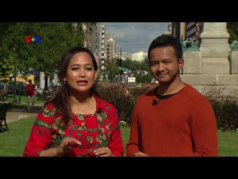 "VOA Dunia Kita: ""Pariwisata Dan Memperkenalkan Budaya"" (1)"