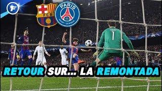 Barça-PSG : retour sur la remontada du siècle