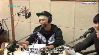[INDO SUB] 131029 SHINee - Yoo In Na