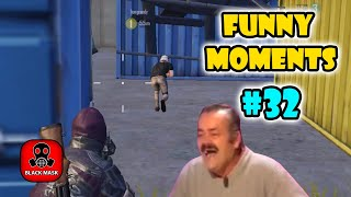 PUBG Mobile Funny Moments EP 32 - Black Mask