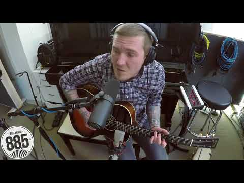 Brian Fallon    Live @ 885 FM     Forget Me Not