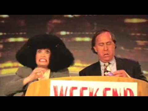 Weekend Update Roseanne Roseannadanna by Sharon Daniels #2