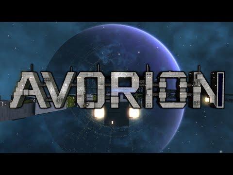 Avorion #01 - Пробник. Майнкрафт в космосе?