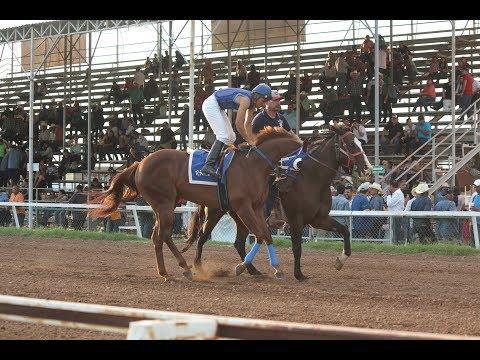 Carreras de Caballos en el Hipódromo de Hermosillo 13 de Agosto 2017
