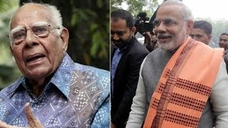 'My Break Up With Prime Minister Narendra Modi' : Lawyer Ram Jethmalani
