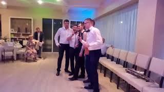 Подарок невесте от  Жениха с друзьями. Свадьба Киев 09.09.2017