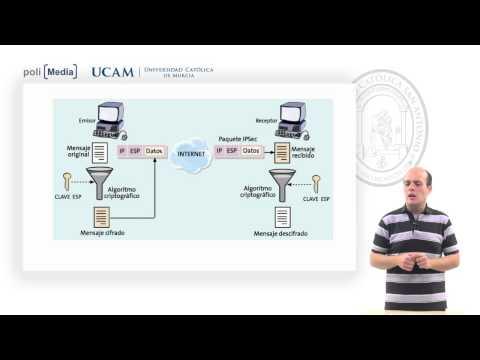 Seguridad en la Información  - IPSec- Fernando Pereñiguez