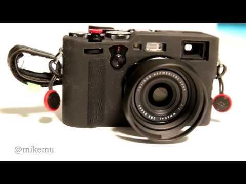 My Fuji Film X100F Hood(s), A Comparison of Vented Design vs Slim Design