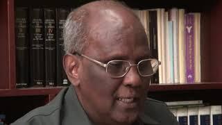 Wareysiga Todobaadka Universal TV & Prof Maxamed Cabdi Gaandi