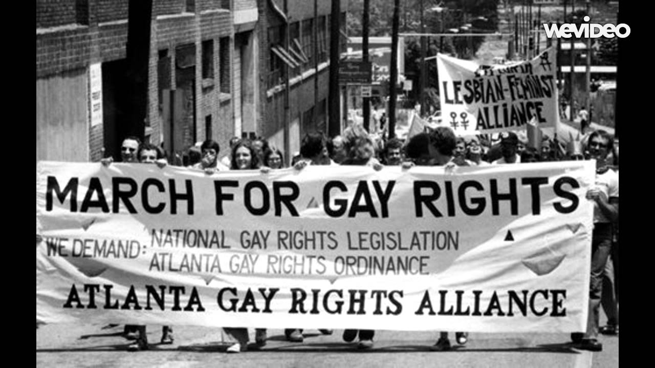 from Van gay rights 1970s