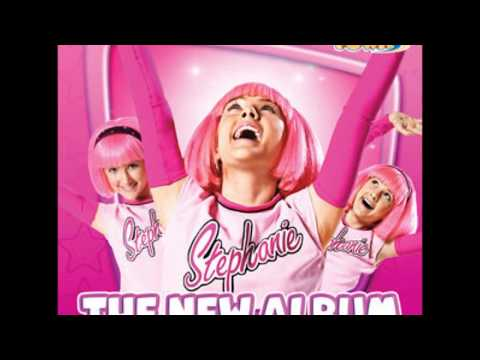 LazyTown  Anything Can Happen