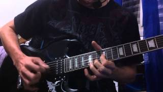 Snowblind by Black Sabbath - guitar cover by Flavio bello