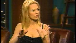 JERI RYAN 7of 9 INTERVIEW 1999