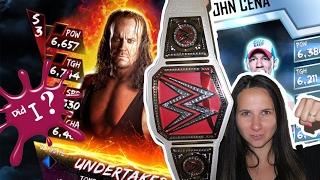 did i get the le undertaker card bacon hot chocolate john cena