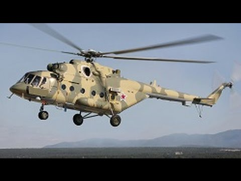 DCS World Mi-8MTV-Medical Evacuation Flight (Rain and Overcast)