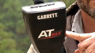 Металлоискатель GARRETT AT MAX Новинка 2017 года!