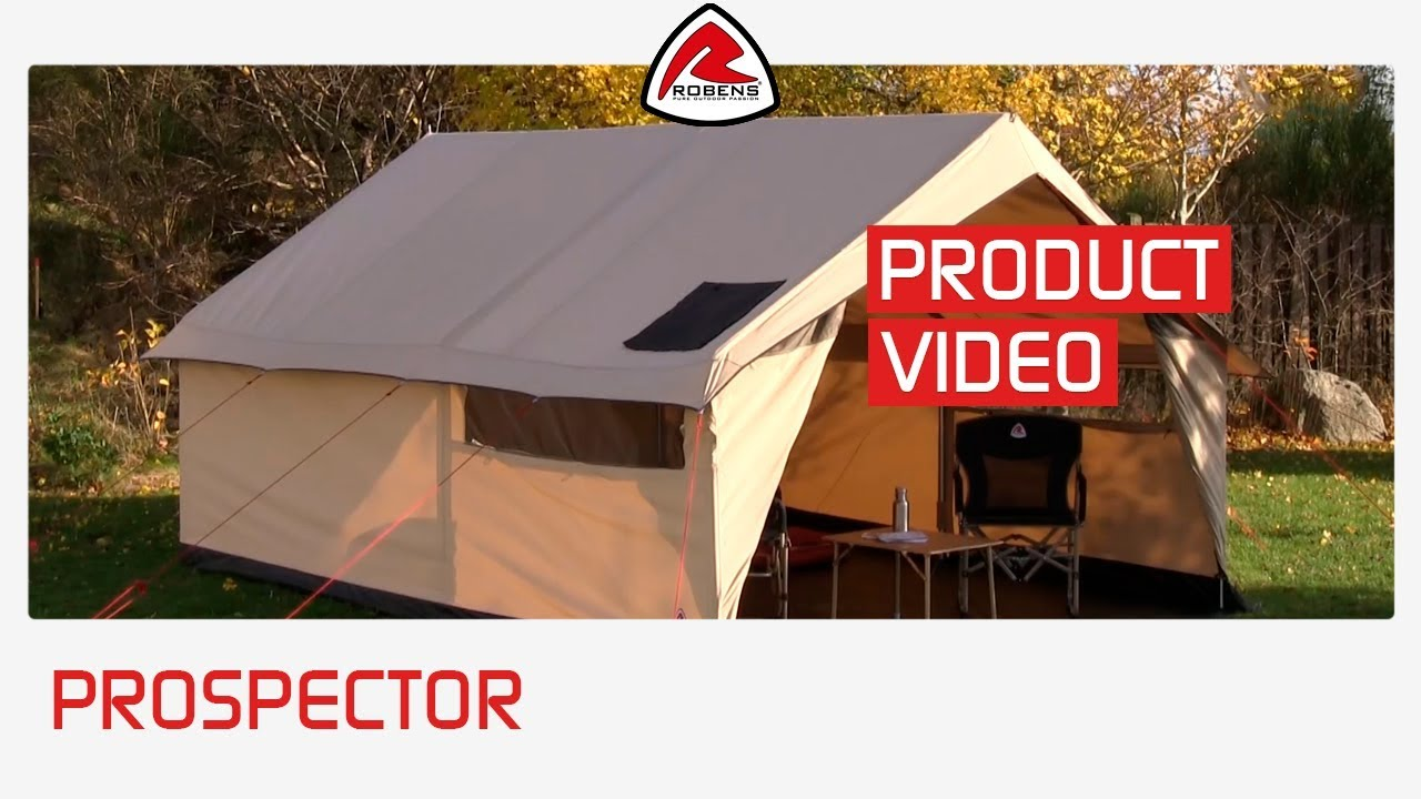Robens Prospector Tent (2019) | Pure Outdoor Passion