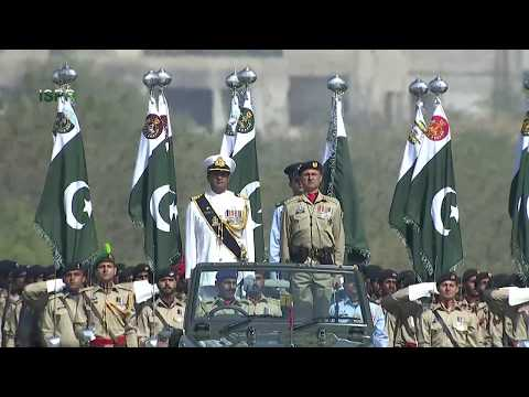 Pakistan Day Parade 23 March 2018   Full HD   Part 2 of 3