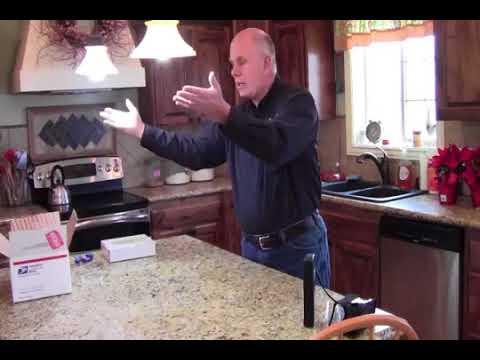 """SUPER OXYGEN LIGHT TECHNOLOGY™ TSSG Product Kitchen demo 1"