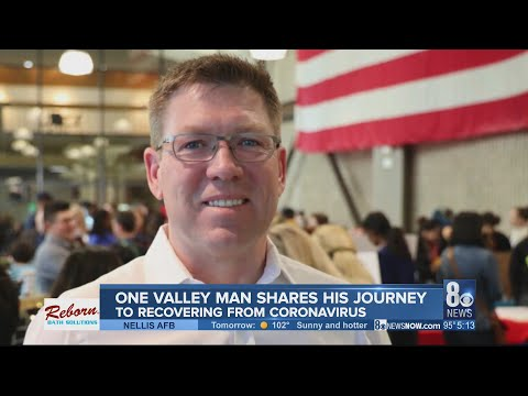 Over 63 percent of coronavirus patients have recovered from the virus; local man shares journey of b