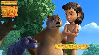 Jungle Book Hindi Cartoon for kids | Junglebeat | Mogli Cartoon Hindi | Episode 36