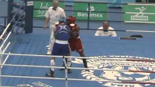 Zac Dunn 2008 Worlds Amateur Boxing Mexico