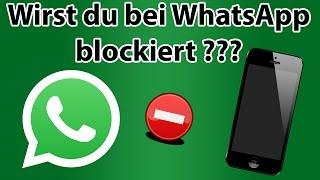 Sehen trotzdem profilbild whatsapp blockiert WhatsApp Online