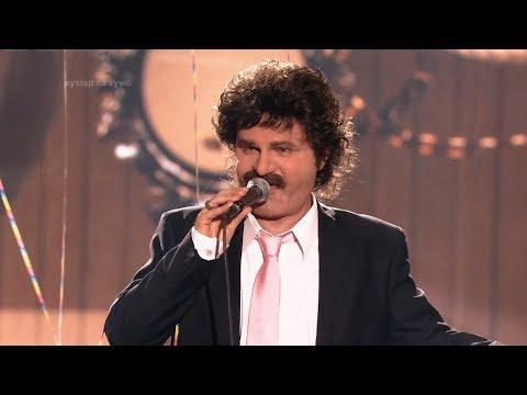 Łukasz Zagrobelny Jako Krzysztof Krawczyk - Twoja Twarz Brzmi Znajomo