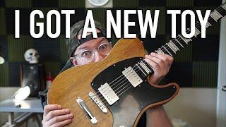 Unboxing My CHARVEL JOE DUPLANTIER Signature Guitar!